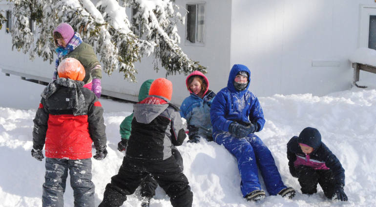 Edinboro Snow Camp